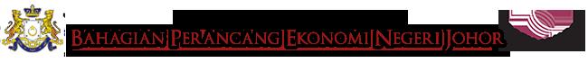Laman Web Rasmi Bahagian Perancang Ekonomi Negeri Johor