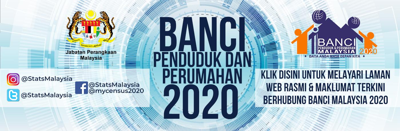 Banci Penduduk 2020